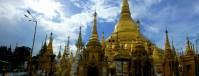 Grootste Tempel/Pagode van Myanmar