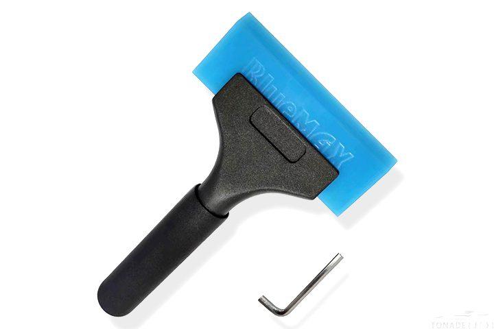 BlueMax med aluminium handtag