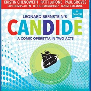 Candide Blu-ray cover art