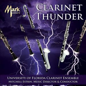 Clarinet Thunder cover art