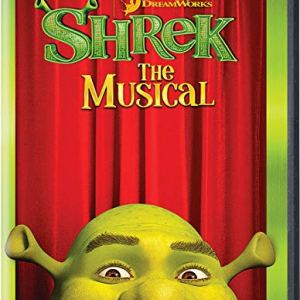 Shrek the Musical video cover art