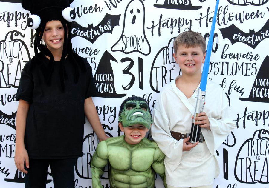 FREE Halloween Photo Drop Printable