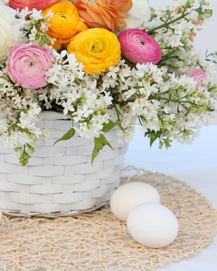 DIY Bloom Easter Basket