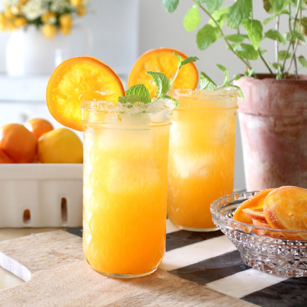 Cocktails: Winter Citrus Pick-Me-Up