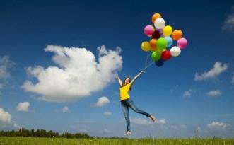džiaugtis gyventi