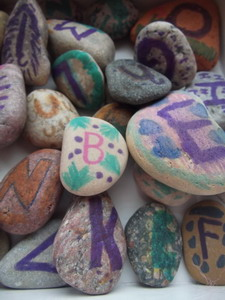 akmenukų abėcėlė Agnusyte2012