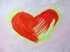širdelė mamai