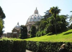 Vatikano_sodai_florago