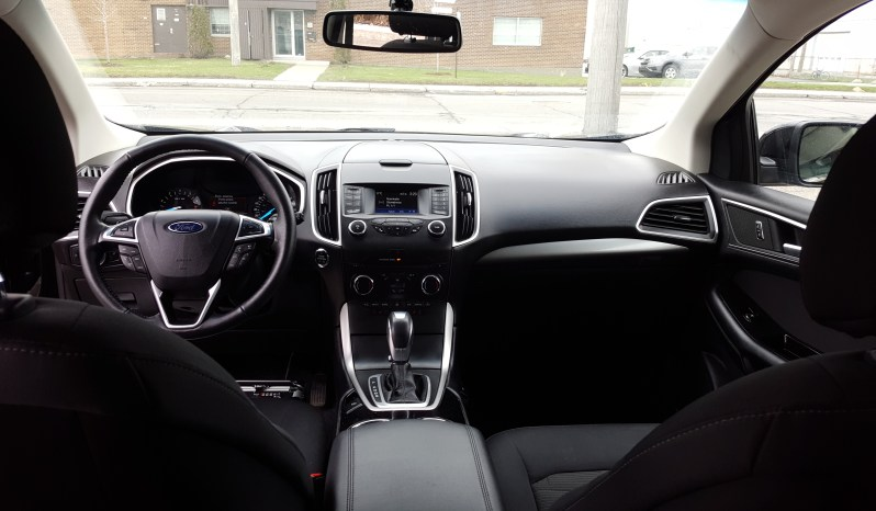 Ford Edge SEL AWD 2016 – Push to start – Mags – Caméra – 4cl 2l turbo full