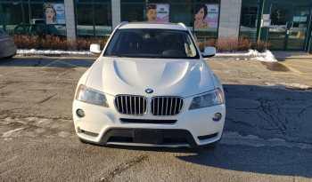 BMW X3 28i 2014 – X Drive – Cam 360 – Cuir – Toit pano full