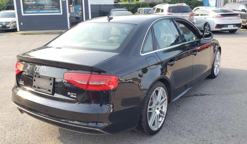 2013 Audi A4 S Line Premium Plus – Navi – Aubaine full