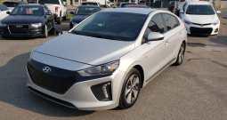 Hyundai Ioniq 2017 Electric Limited – Carplay – Android – Navi
