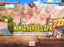 Download Ninja Heroes Apk