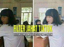 Filter Jahat Tiktok