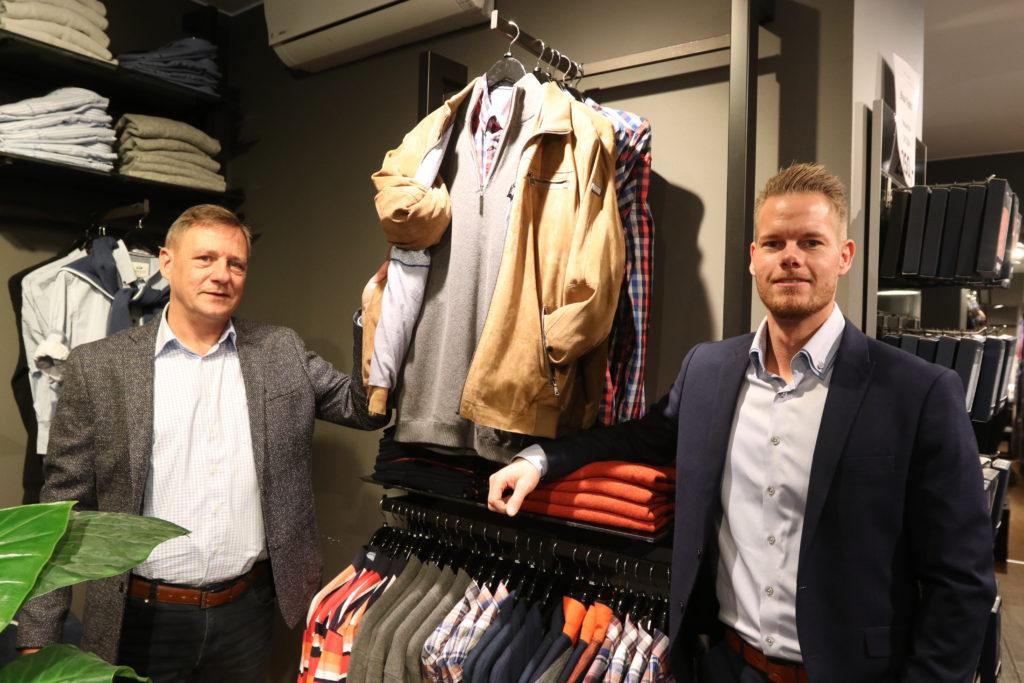 Tøjeksperten Tønder fylder 50 og 4 år på gågaden | Tønder