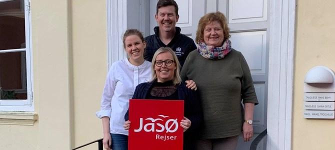 Jasø Rejser: – Vi vil gerne være en del af bylivet i Tønder
