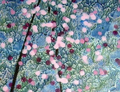 Spring Painting Detail