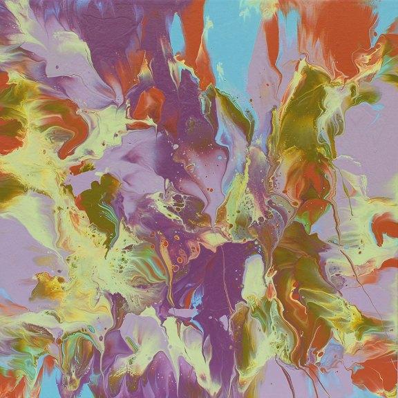 "Cassandra Tondro, ""Primordial Life,"" abstract art"