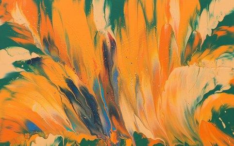 Cassandra Tondro Joyful and Passionate spiritual art