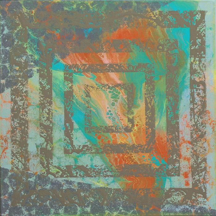 Cassandra Tondro experimental art