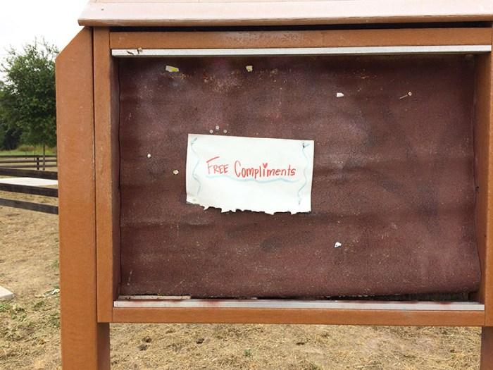 Ventura Kimball Park Bulletin Board