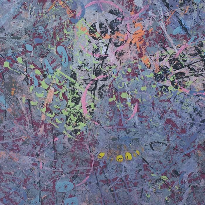 """Cassandra Tondro, """"Glimmer of Hope,"""" abstract art"""