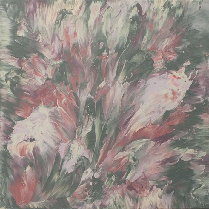 "Cassandra Tondro, ""Origin,"" original abstract painting"