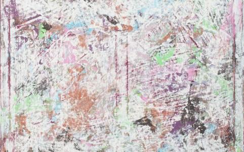 "Cassandra Tondro, ""Weathered,"" abstract art"
