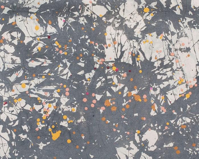 """Cassandra Tondro, """"Fall Where They May,"""" abstract painting"""