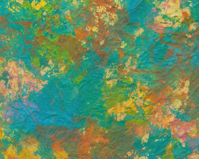 Tondro experimental painting
