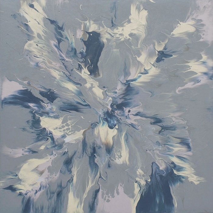 Cassandra Tondro abstract painting