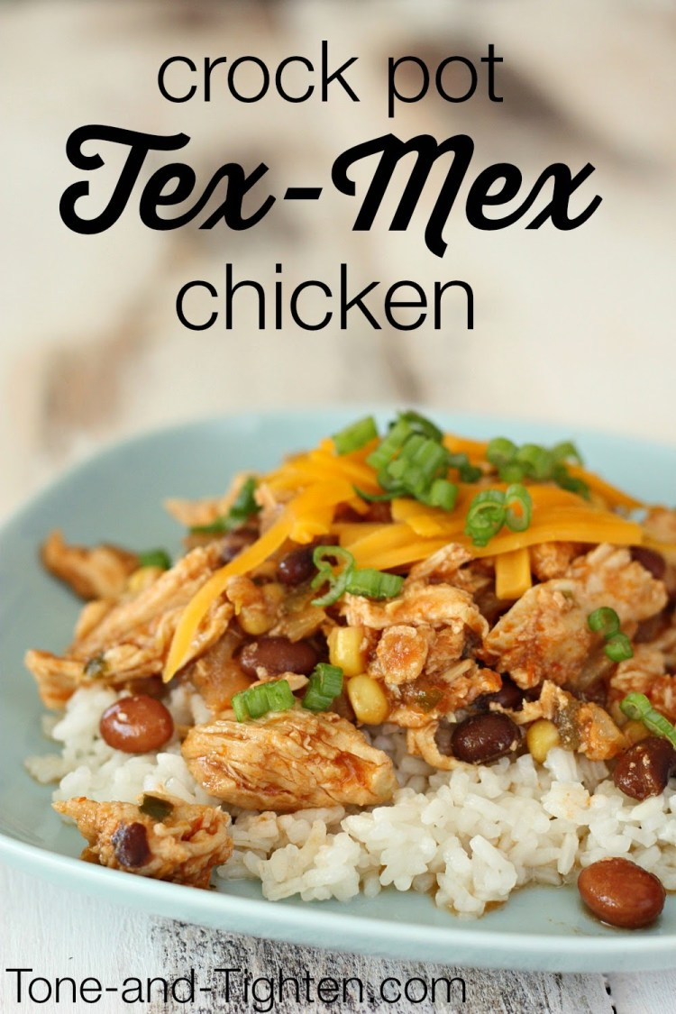 Slow Cooker Chicken Recipes, crock pot tex mex chicken