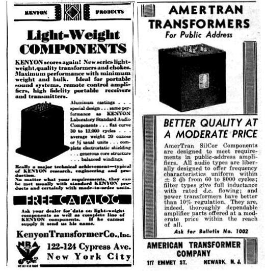 Transformer Advertising – Tone Lizard