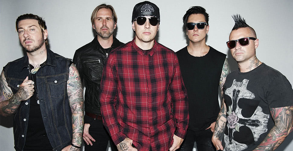 avenged sevenfold have announced