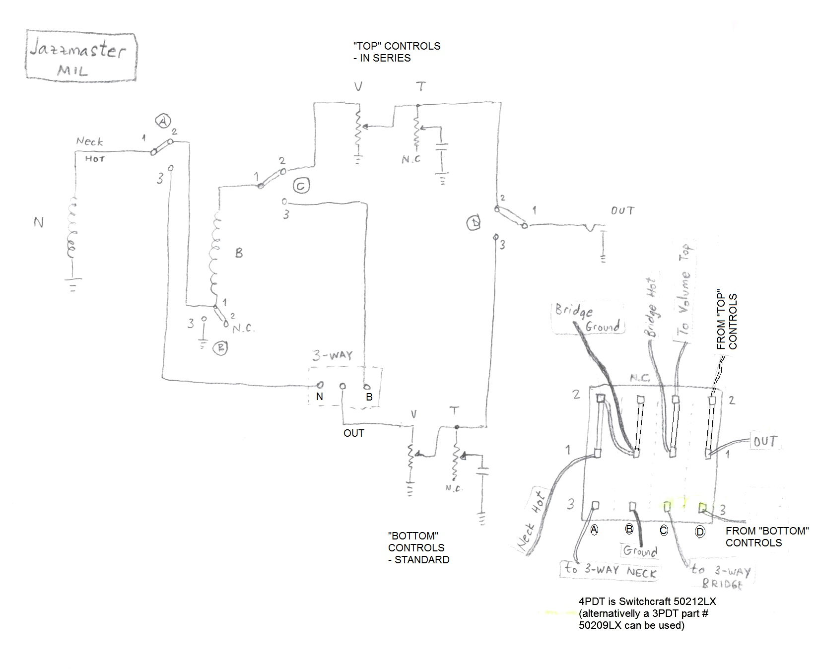 hight resolution of here s the schematic showing what i ve done