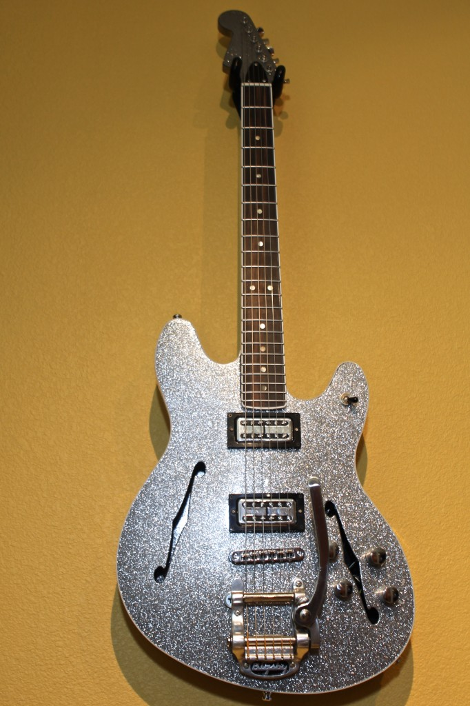 Strat Guitar Wiring Diagram Kitschcaster An Experimental Fender Gretsch Hybrid