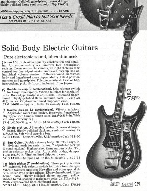 sears 1969 catalog page 929