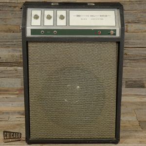 Silvertone 1428 Sears 60BXL Electric Bass Amplifier