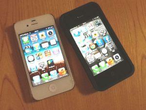 iPhone2台分