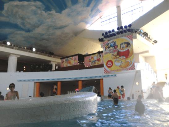 ガリガリ君のコーンポタージュ風呂