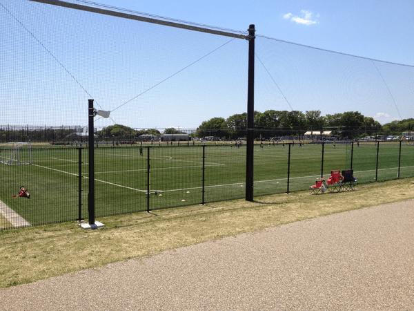 綾瀬スポーツ公園 多目的広場