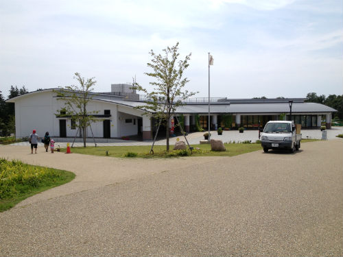引地川公園ゆとりの森 センター施設(ゆとりの森 仲良しプラザ)