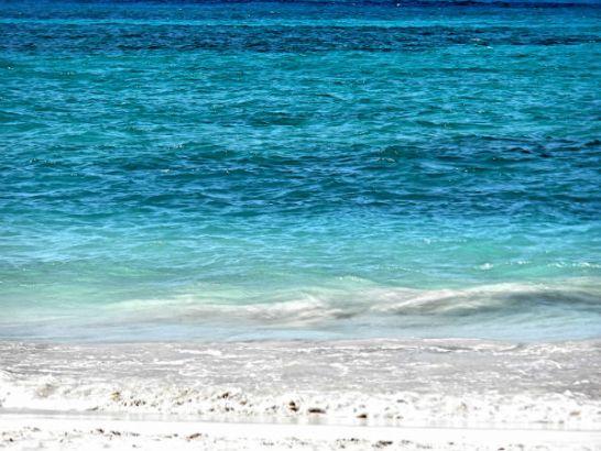 ハワイ オアフ島 ラニカイビーチ