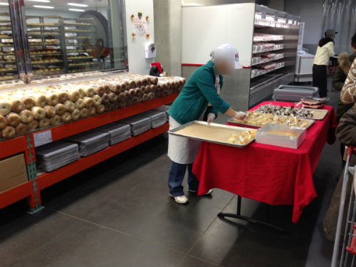 コストコのティラミスとチーズケーキスフレ