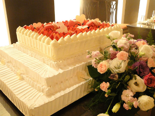 バーティー ケーキ
