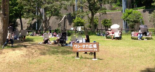 ワシ・タカ広場 多摩動物公園