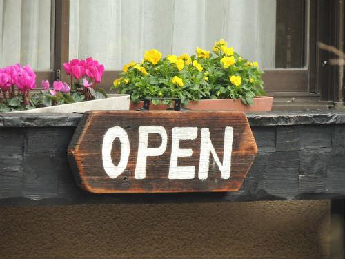 店舗オープン