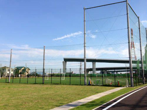 中野公園 人工芝グラウンド