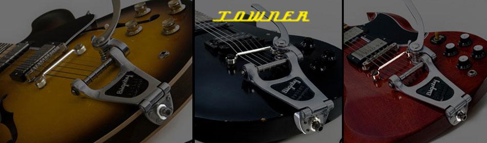 Towner Vibrato Parts