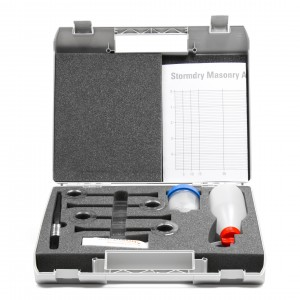 Stormdry Masonry Protection Cream Test Kit